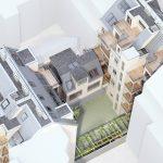 Schopenhauerstraße von oben - Immobilien zum Verlieben | Ausgezeichneter Makler Top Immobilien Graz Wien Wohnungskauf Eigentum, Häuser, exklusive Projekte