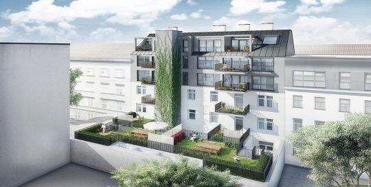 Anschützgasse - Immobilien zum Verlieben   Ausgezeichneter Makler Top Immobilien Graz Wien Wohnungskauf Eigentum, Häuser, exklusive Projekte