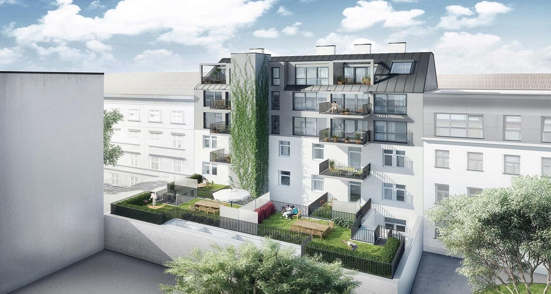 Projekt Anschützgasse - Schantl ITH Immobilientreuhand ...