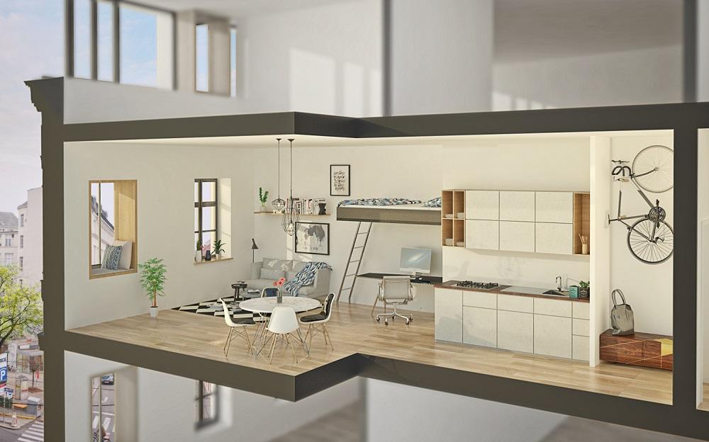 mariahilfer city flats schantl ith immobilientreuhand qualit tsmakler wien graz. Black Bedroom Furniture Sets. Home Design Ideas