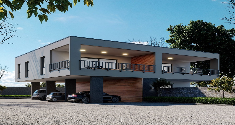 top wohnbauprojekt in leibnitz schantl ith immobilientreuhand qualit tsmakler wien graz. Black Bedroom Furniture Sets. Home Design Ideas