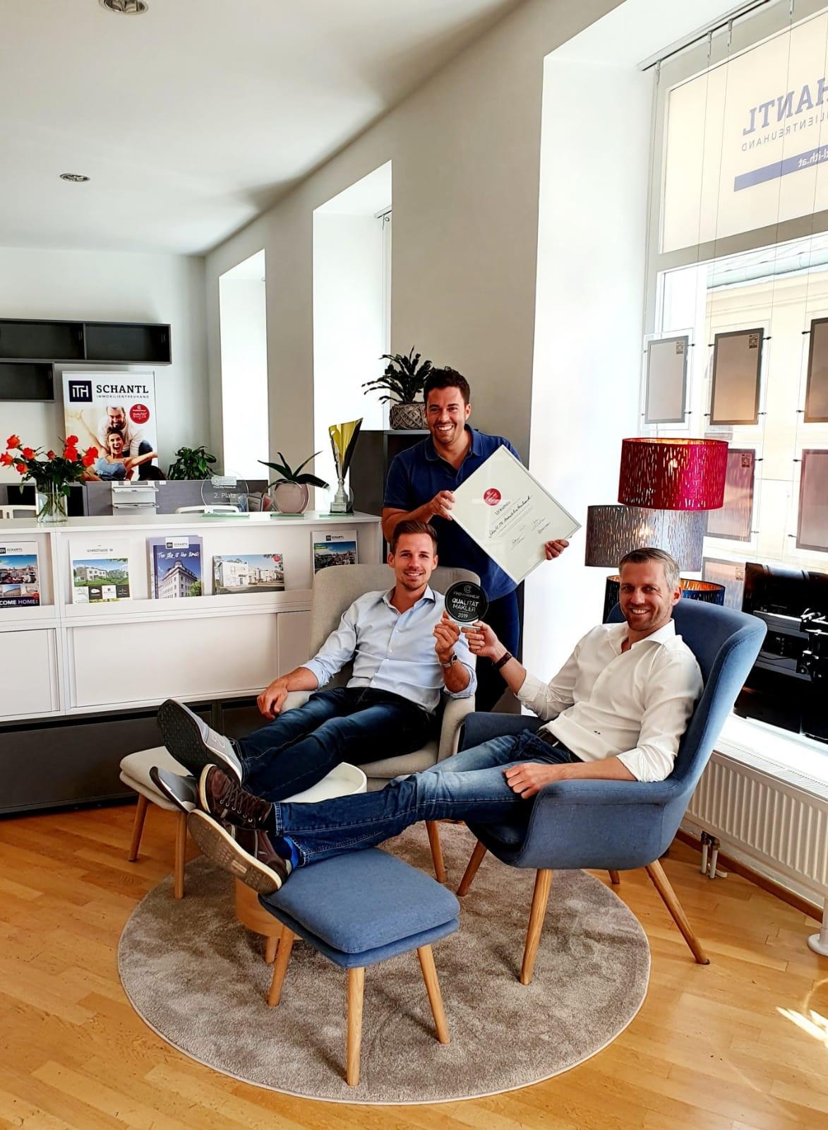 Qualitätsmakler 2019_Immobilien zum Verlieben   Ausgezeichneter Makler Top Immobilien Graz Wien Wohnungskauf Eigentum, Häuser, exklusive Projekte