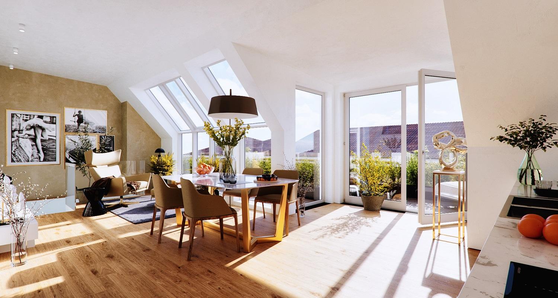 Engerthstraße_Wohnbauprojekt Immobilien zum Verlieben | Ausgezeichneter Makler Top Immobilien Graz Wien Wohnungskauf Eigentum, Häuser, exklusive Projekte